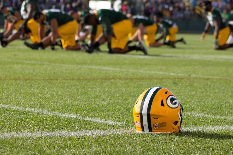 Packers Training Camp