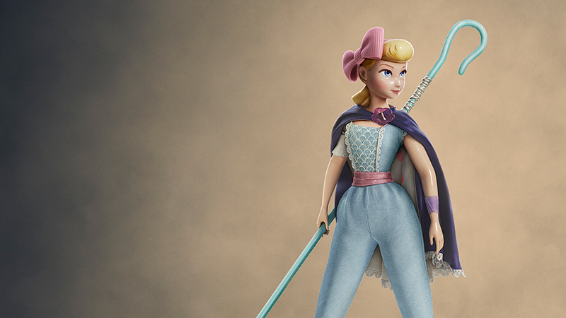 My short(ish) and sweet Toy Story 4Review